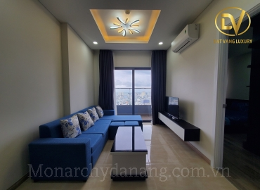 2 BR-Monarchy Danang Apartment-On the high floor