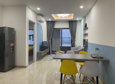 2 BR - On the high floor - Near Han River - Monarchy Danang Apartment