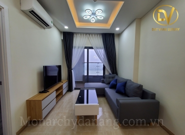 2BR-DRAGON BRIDGE VIEW-MONARCHY B-ON HIGH FLOOL FOR RENT-DAT VANG LUXURY REAL ESTATE