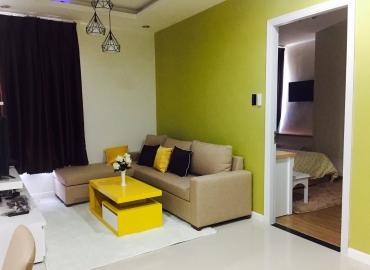 Cần bán căn hộ tại Monarchy nội thất đầy đủ, sang trọng với tầng cao view đẹp